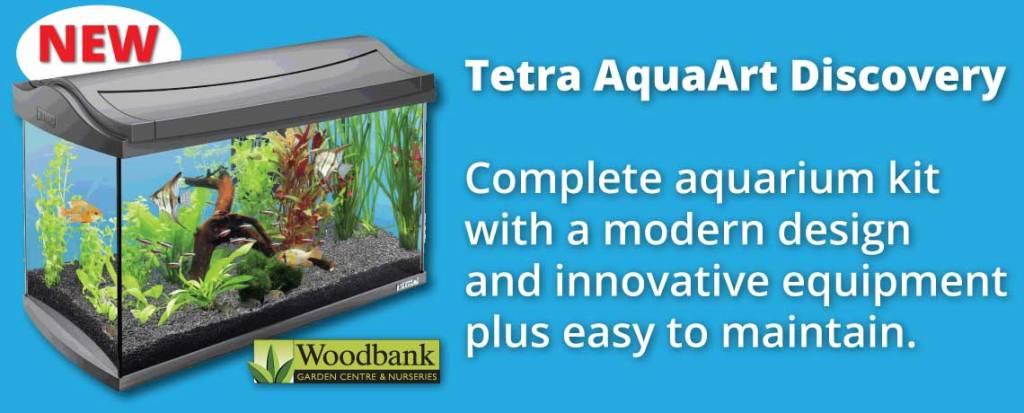 New Tetra AquaArt Aquarium – Now in stock!