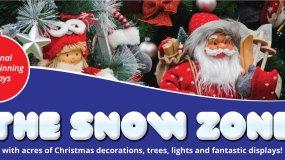 The SnowZone Christmas Shop