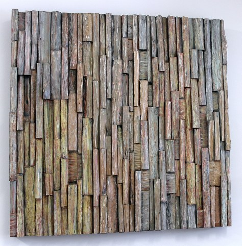 corporate art, wood wall art, contemporary wood art, wood acoustic panel,