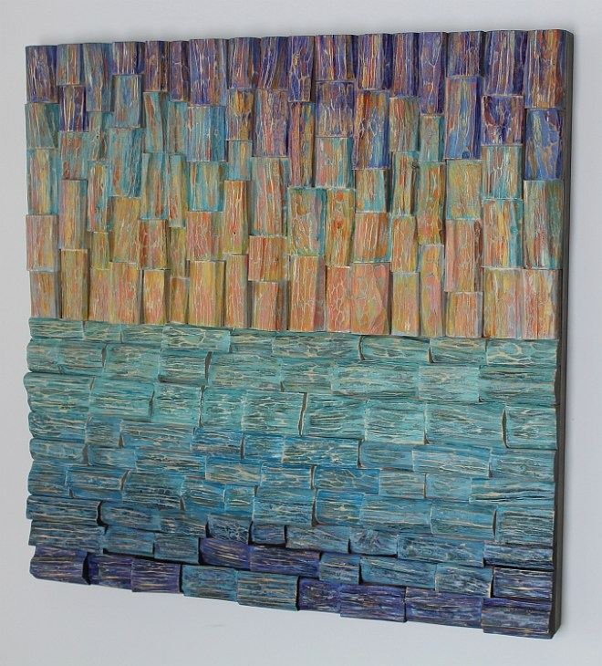 corporate art, contemporary wood art, wall art ideas, wood art
