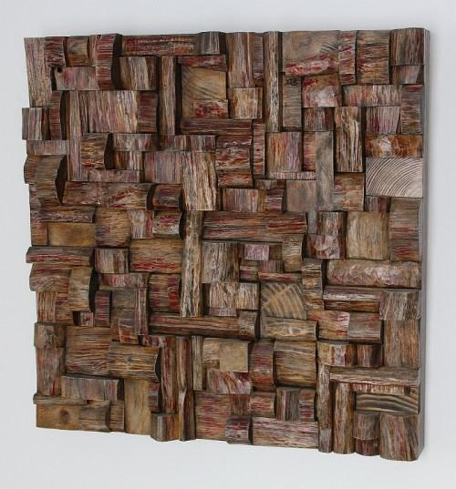 wabi sabi wood art, wooden wall art
