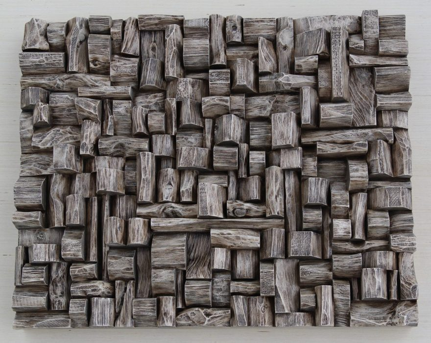 Acoustic Wood Wall Art is an impressive combination of unique contemporary design and high audio performance