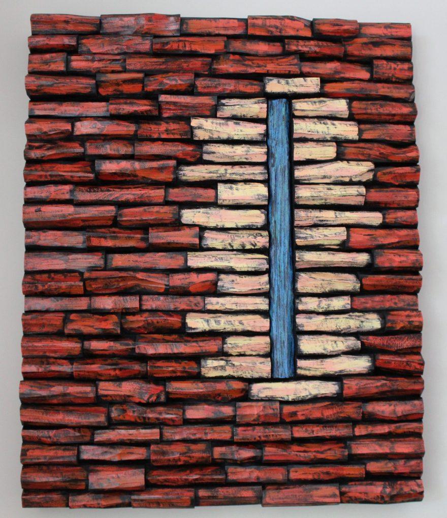 wood wall art ideas, painting on wood, wood wall sculpture, wood interior design, Toronto art, cottage life, eccentricity of wood, corporate art, wood wall sculpture, 3d art, wood blocks assemblage, Olga Oreshyna art, wood art, home decor