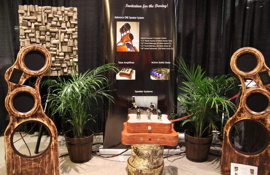 Wood Art Acoustic Diffusers will be on display at Axpona, the biggest North America Audio Show