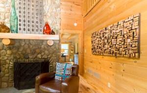 best of houzz, interior design, acoustic treatment, wall sculpture, contemporary art, wall art, wood interior, wood blocks art, green design, eco art, eccentricity of wood