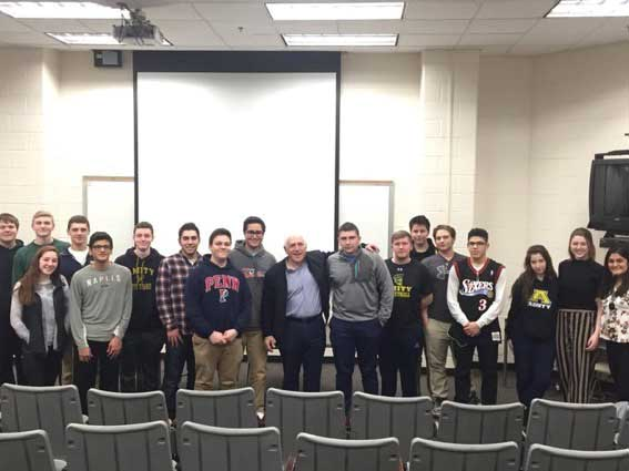 Amity Students Learn How to be A Successful Entrepreneur