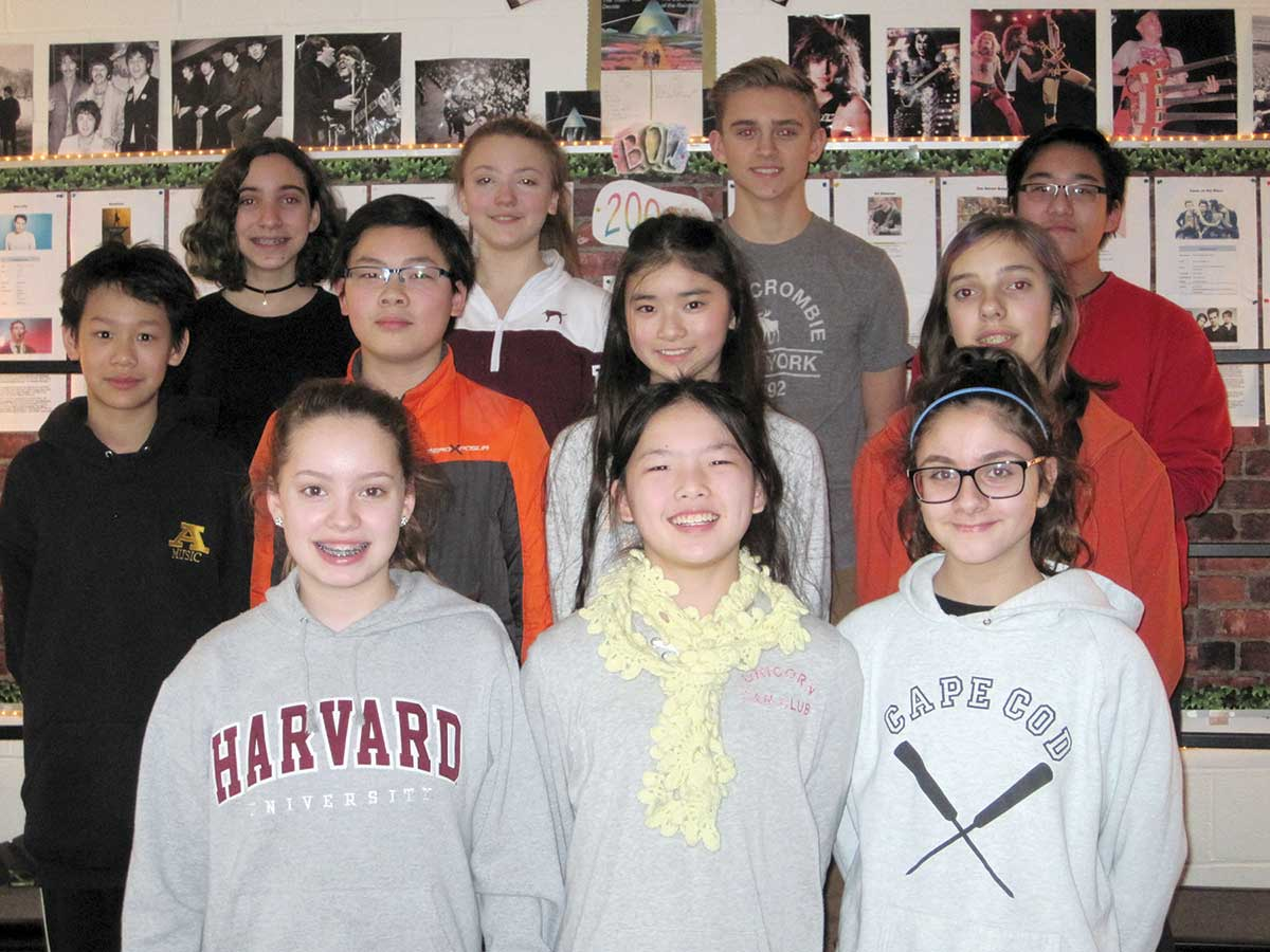 Amity Middle School Bethany Competes in Connecticut Music Education Association Southern Regional Festival