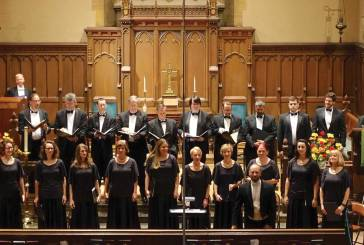 Alchemy Vocal Ensemble to Appear in Orange