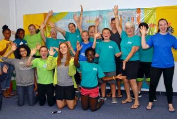Vacation Bible School at the Episcopal Church of the Good Shepherd