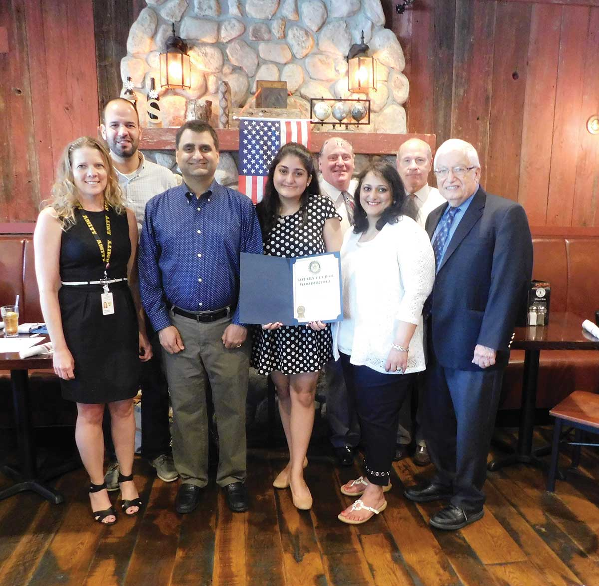 Kachru Named Student of the Month