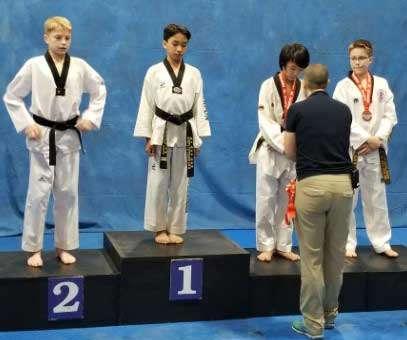 """World Champion Taekwondo """"National Team"""" Competitors Bring Home Record Breaking Number of Medals!"""