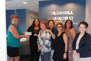 Coldwell Banker Donates $1,800