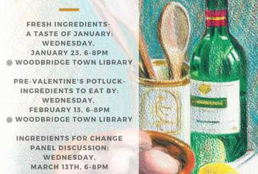 """Massaro Community Farm & The Woodbridge Library To Co-Host """"Ingredients For Change"""" Winter Series"""