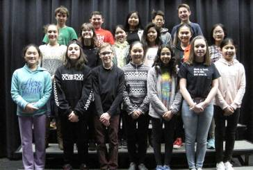 Southern Regional Auditions For Band, Choir, & Orchestra From Amity Middle School In Bethany