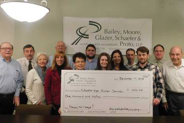 Bailey Moore Glazer Schaefer Proto, LLP Donate To Human Services