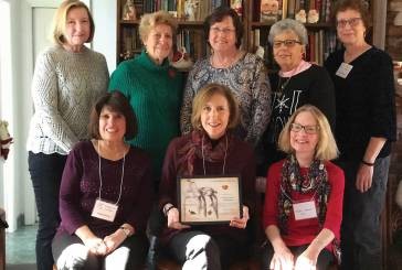 Garden Club Recognized by State