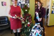 Progressions Hair Salon  Annual Sock Drive