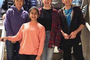 Math Team Places Second At Math Counts Competition