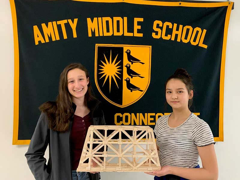 Students At Amity Middle School Break School Record!