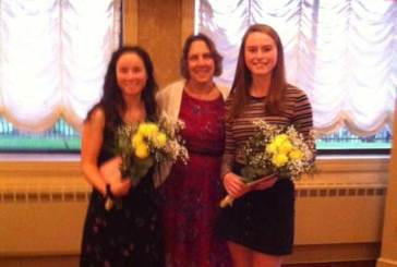 Women's Guild Presents Two Scholarships