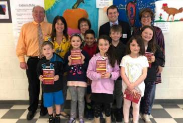 Woodbridge Rotary Provides Dictionaries To 3rd Graders