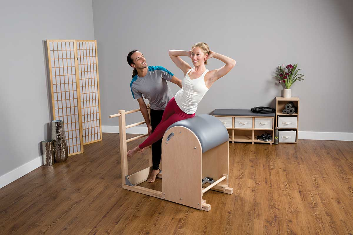 Pilates Studio Expanded at the JCC of Greater New Haven