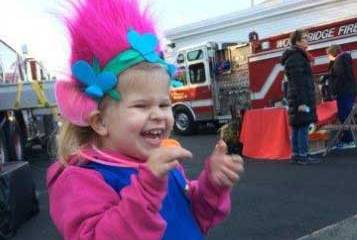 """""""Truck or Treat"""" at the Firehouse"""