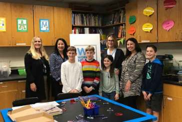 Phrma & Representative Themis Klarides Announce Support for STEM Programs at Beecher Road School