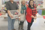 Woodbridge Human Services Adopt a Family Program Receives Holiday Baskets