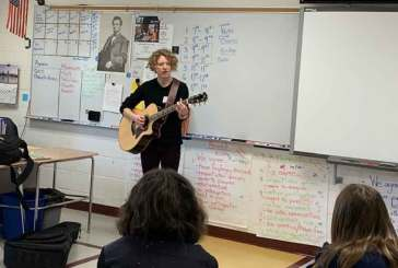 8th Graders Hold 3-Day Songwriting Workshop