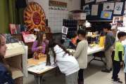 Beecher Happenings: MAG Transfers its Energy from Classroom to Home