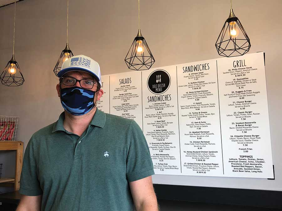 Deli Delish Reopens with New Owner