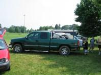 KR4KF uses Truck