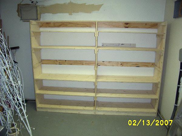 Commercial kitchen storage ideas.