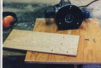Router jig need for woodworking project.