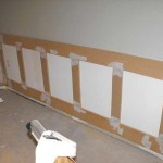 Woodworking wainscot projects