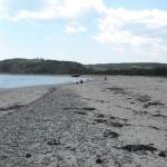Port Hilford beach, Nova Scotia