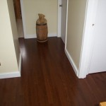 Hardwood flooring renovation