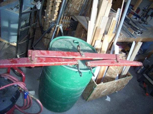 Horse carriage equipment repairs.