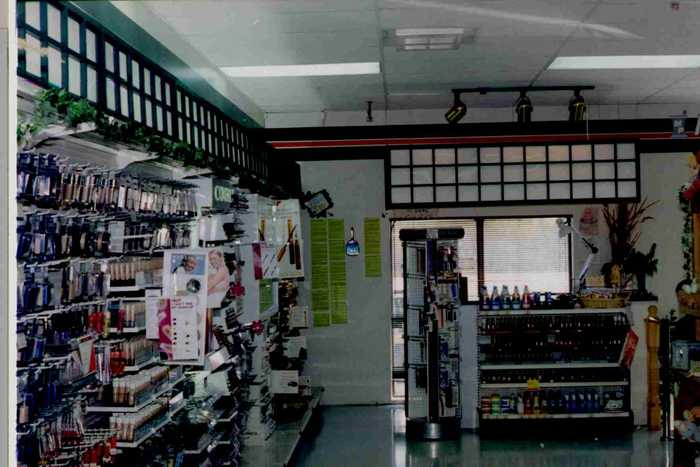 Store Display Panels.
