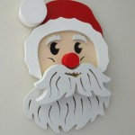 Santa Clause,scrap wood projects,downloadable PDF,tole painting wood crafts,scrollsawing patterns,4-H Club,4H projects,scouts,girl guides,agricultural mechanics,Accents In Pine,woodworking plans