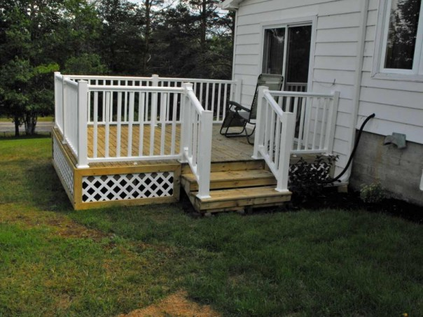renovations,diy,decks,plastic deck railing plastival.com