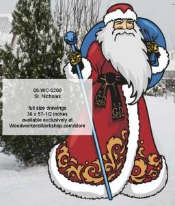 St Nicholas,Santa Claus
