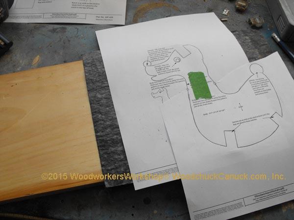 woodworking plans,reindeer