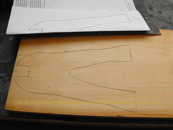 woodworking plans,scrollsaw patterns,reindeer,small,tabletop