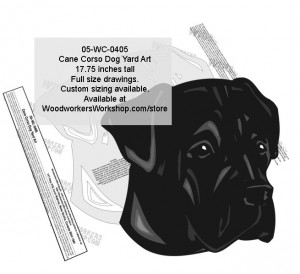 woodworking plans,Cane Corso,dogs,pets
