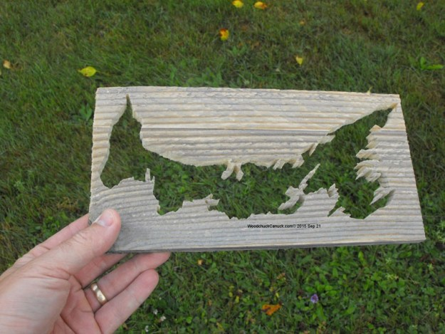 wood crafts,made in Nova Scotia,made in Canada,scrollsawing,wooden maps,Prince Edward Island,PEI