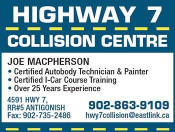 autobody work,Highway 7 Collision Center