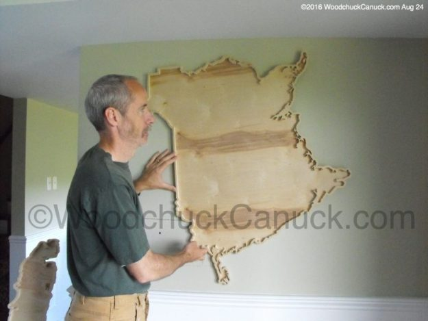 wooden maps,Atlantic Canada,New Brunswick,Maritimes provinces of Canada