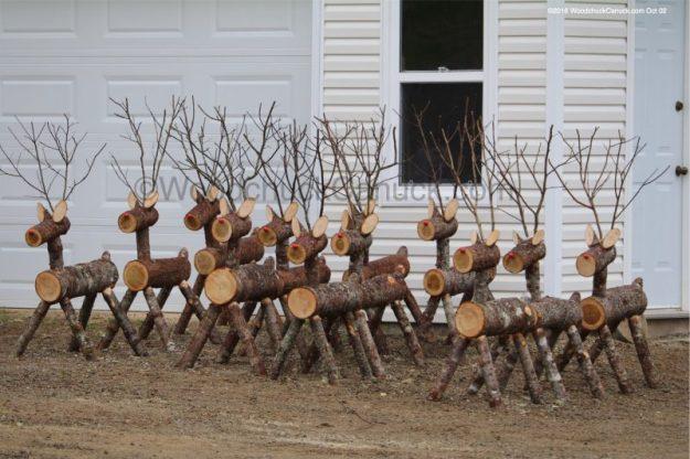 reindeer,antlers,wood crafts